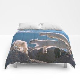 Kids by Lena Owens/OLena Art Comforters
