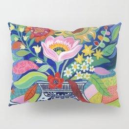 Late Summer Blooms Pillow Sham