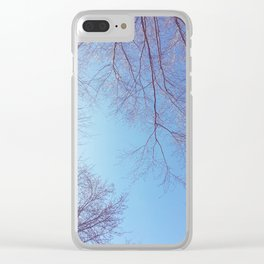 The Trees - Bright Skies Clear iPhone Case
