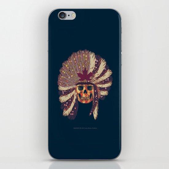 WARPAINT 114 iPhone & iPod Skin