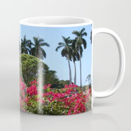 Bougainvillea Row Coffee Mug