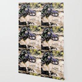 Wild Ride - Motocross Rider Wallpaper