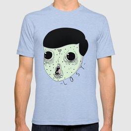 Lost alien dood T-shirt