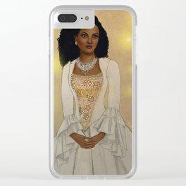 Princess Tiana OUAT Clear iPhone Case