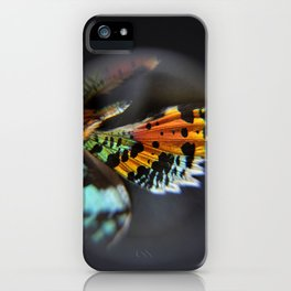 Sunset Mag iPhone Case