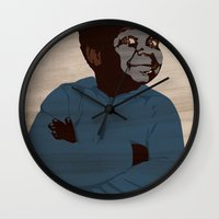 arnold Wall Clocks featuring Arnold by alkoipa