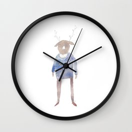 Donner Wall Clock