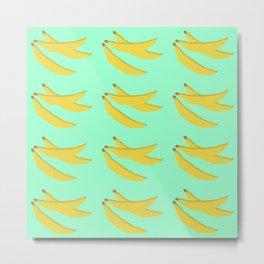 Bananajunk Metal Print
