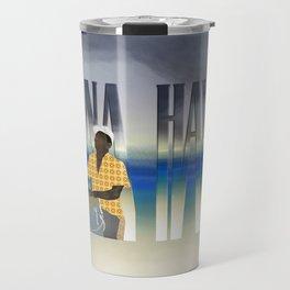Havana Conguero Travel Mug