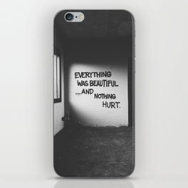 Vonnegut iPhone Skin