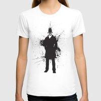 watchmen T-shirts featuring WATCHMEN - RORSCHACH by Zorio