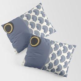 Koinobori | Grey Pillow Sham