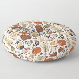 Woodland Wanderings Floor Pillow
