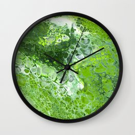 Reptilla 2 Wall Clock