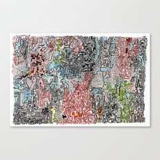 And Everything Is Where It Ought To Be Canvas Print