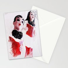 Nana's Carolers Stationery Cards