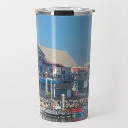 Oceanside Harbor Travel Mug