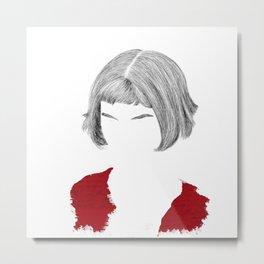 Amelie Metal Print