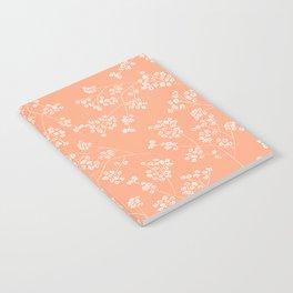 Gisophila peach Notebook