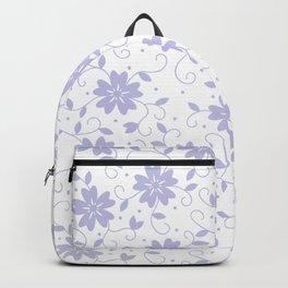 Five Petals Flowers 3 Backpack