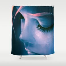 Focus on yourself Shower Curtain