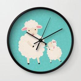 Sheep Series [SS 02] Wall Clock