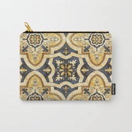 Ornamental pattern Carry-All Pouch