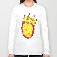 biggie smalls Long Sleeve T-shirts featuring Biggie Smalls by Hussein Ibrahim