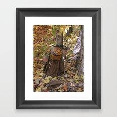 Rucus Studio Hag of the Woods Framed Art Print