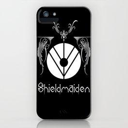 Shieldmaiden S iPhone Case