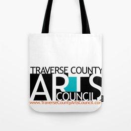Fundraiser:  Traverse County Arts Council Tote Bag