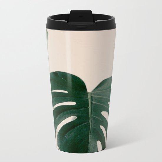 Botanical Vibes VII Metal Travel Mug