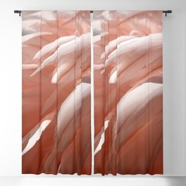 Flamingo #1 Blackout Curtain