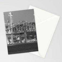 Lighted Bridge Stationery Cards