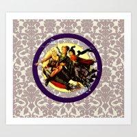 hocus pocus Art Prints featuring Hocus Pocus by GeekCircus