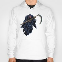 castlevania Hoodies featuring Trick or Treat by VGPrints