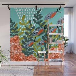 Fish Wall Mural