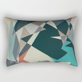 Arctic Crisis Rectangular Pillow