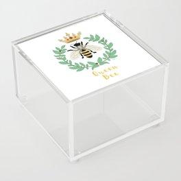 Queen Bee Acrylic Box