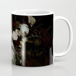Floral Bouquet - Rembrandt Style Coffee Mug