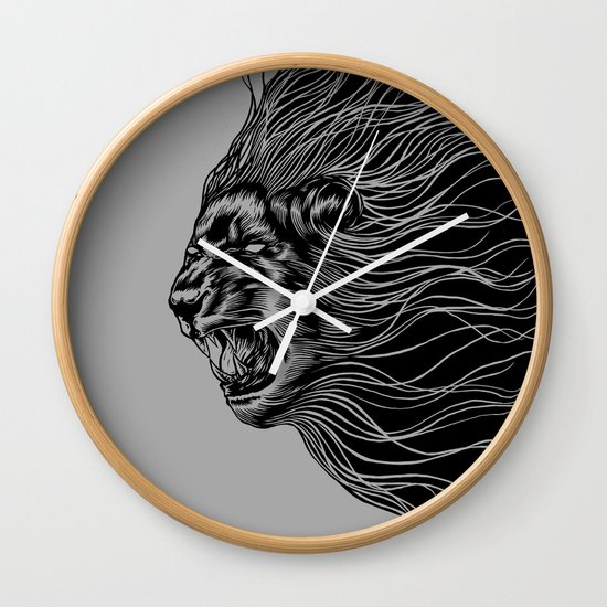 Furious2 Wall Clock