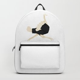Origami Ostrich Backpack