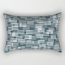 Abstract Background - lines Rectangular Pillow