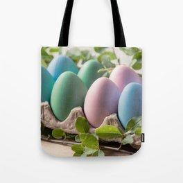 Easter Eggs 24 Tote Bag