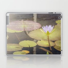 My Hope Laptop & iPad Skin