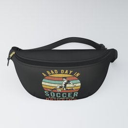 Soccer Football Player Matchday Gift Fanny Pack