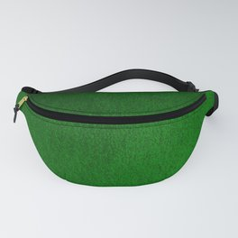 Emerald Green Ombre Design Fanny Pack