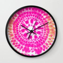 Scale Mandala 4 Wall Clock