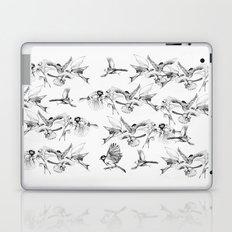 BIRD GIRL Laptop & iPad Skin