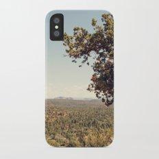 Sedona Skies II iPhone X Slim Case